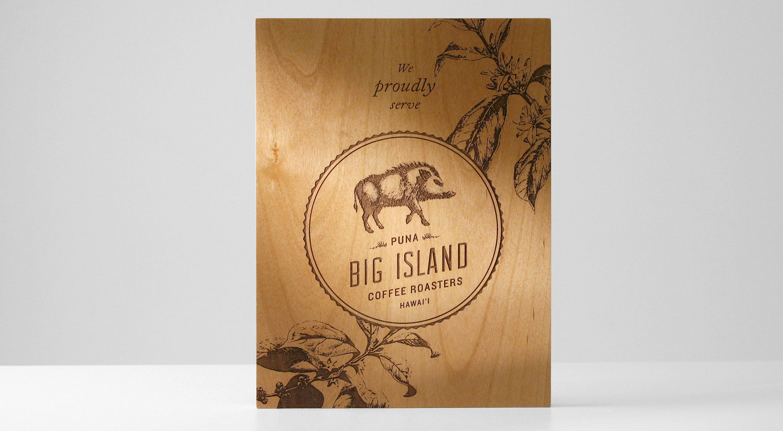 Grand Champion in Hawaii 2013 plaque